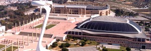 The Olympic Stadium & Palau Sant Jordi Arena in Barcelona, where I was marketing director for 5 years.