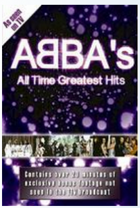 Abba's All Time Greatest Hits, a documentary featuring Robin Gibb, Neil Sedaka, Bono, Daniel Bedingfield, & Make McCready. See the clips to the left or click the image for more info.