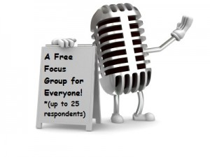 free focus group